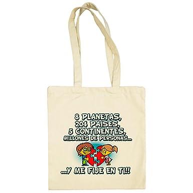 Diver Camisetas Bolsa De Tela Regalo Frase De Amor San