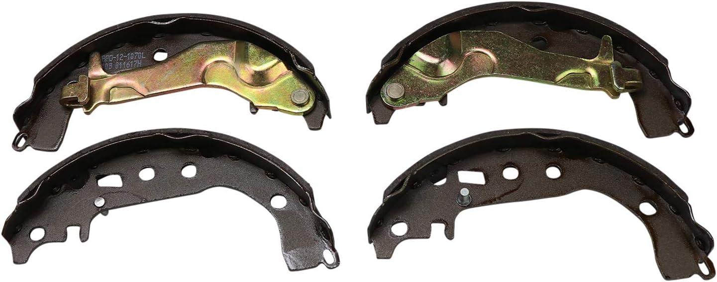 1 Pack BECKARNLEY 081-3264 New Brake Shoes