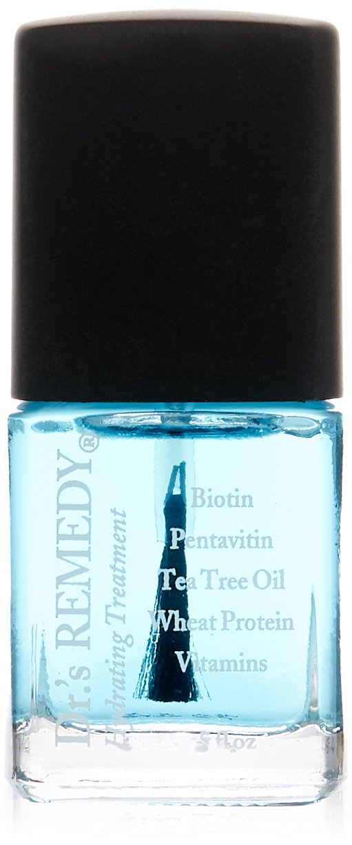 Dr.'s Remedy Enriched Nail Polish, Hydration Nail Moisture Treatment, 0.5 Fluid Ounce Dr' s Remedy REM31