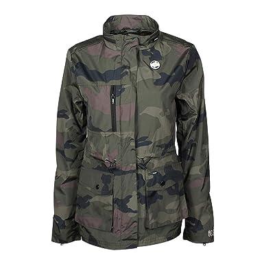 Damen Perla Khujo Jacke CamouflageBekleidung PiwOkuXZT
