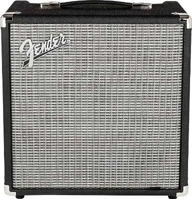98361ee1b98 Fender Rumble 25 v3 Bass Combo Amplifier