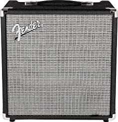 Fender Rumble 25 v3 Bass Combo Amplifier...