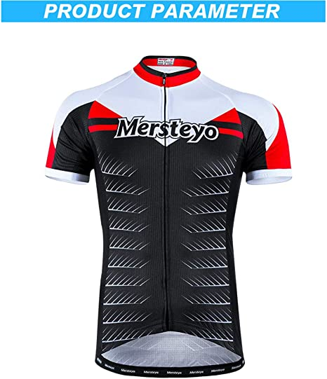 Ropa Ciclismo Verano para Hombre- Mangas Cortas Maillot Ciclismo + ...