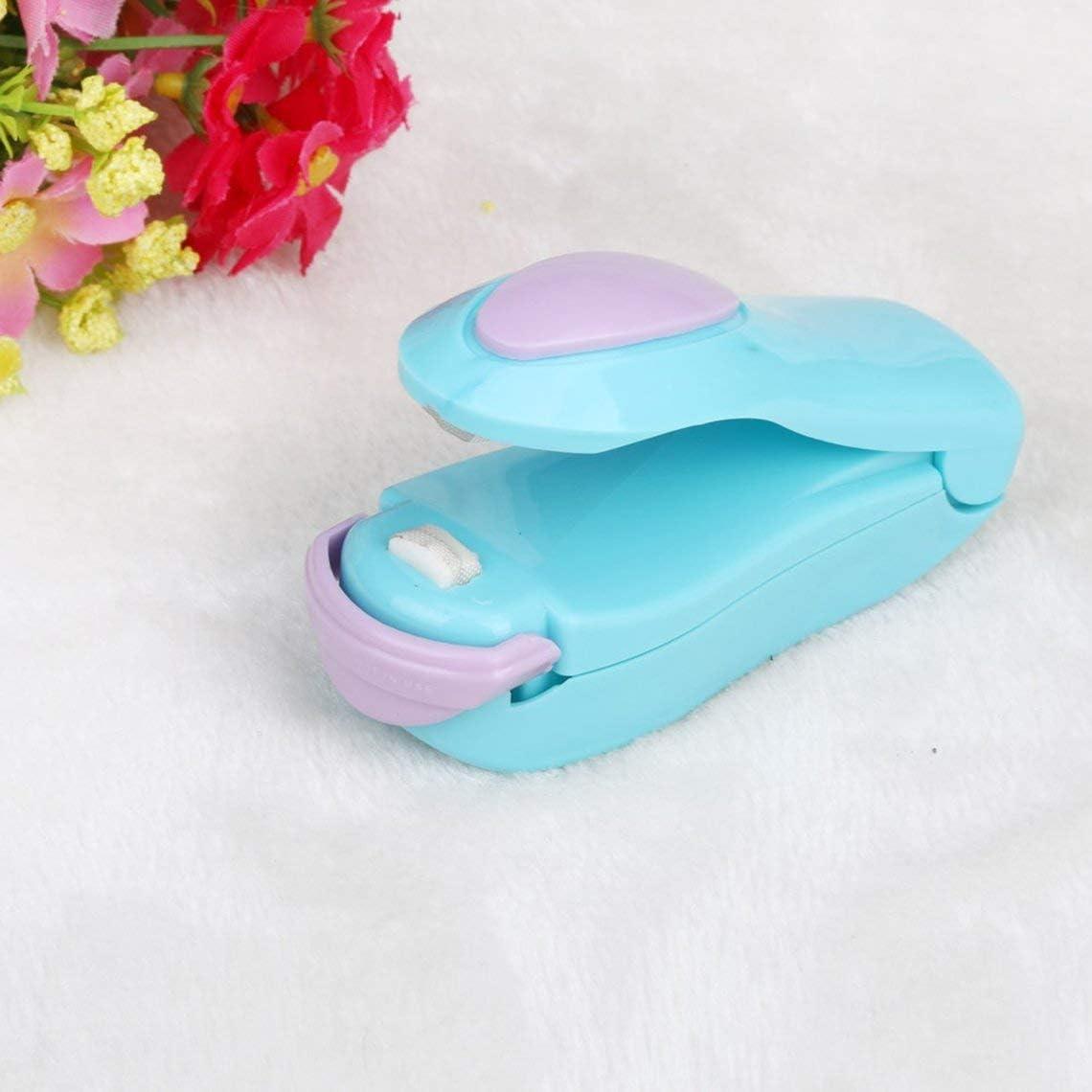 Home Creative Fashion Mini Portable Heat Sealing Machine Impulse Sealer Seal Packing Plastic Bag Sealing Machine