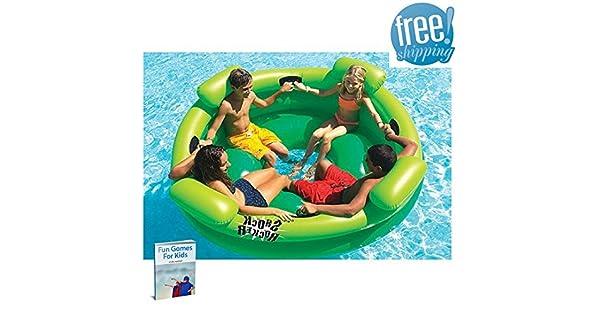 Amazon.com: Nakshop - Flotadores hinchables para piscina ...