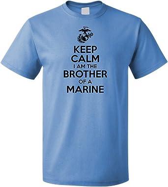USMC Hoodie US Army Uncle Shirt Marine Soldier Shirt Keep Calm My Nephew is a Marine Marine Corps USMC Aunt