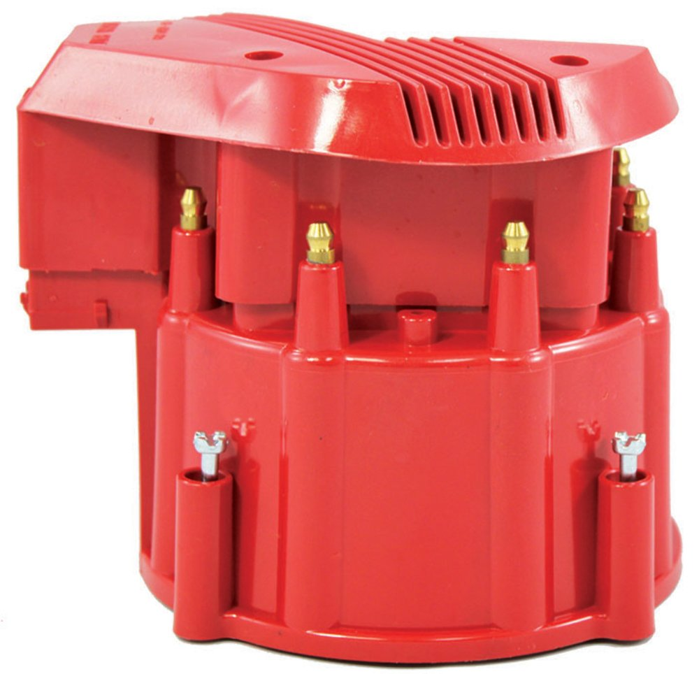 Red Hei Performance Distributor Cap Rotor Hot V8 Sbc 454 Bbc Gm Coil Wiring Olds Pontiac Chevy Everything Else