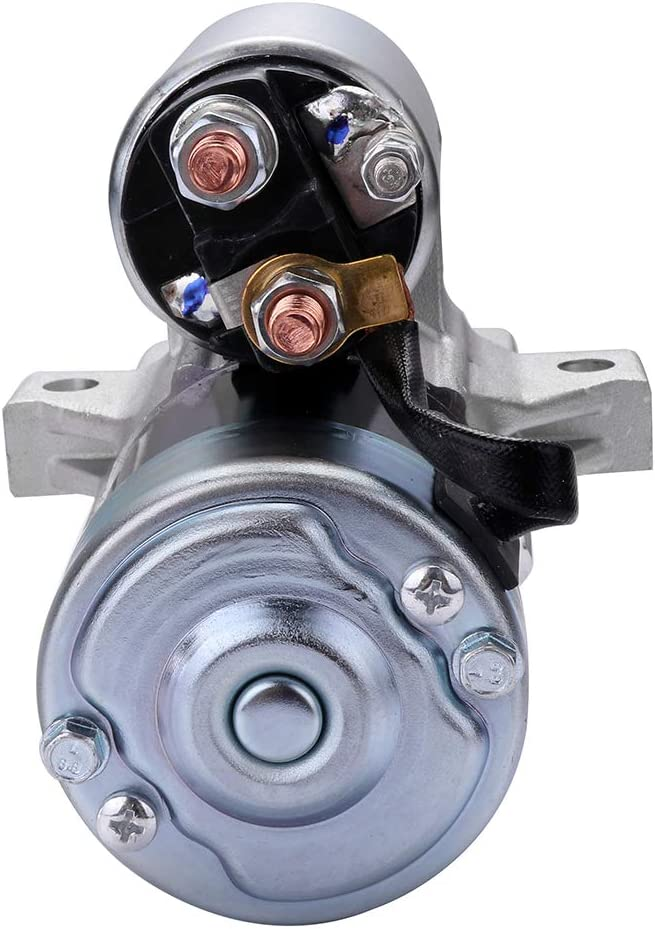 INEEDUP 19227 Starter Starter Motor Replacement For 2013-2016 Ford Edge 2013-2016 Ford Escape 2013-2016 Ford Explorer 2012-2016 Ford Focus 2012-2016 Ford Fusion