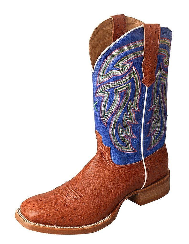 cae6eba316c Amazon.com | Twisted X Boots MRA0003 Men's Rancher Ws Toe 12 ...