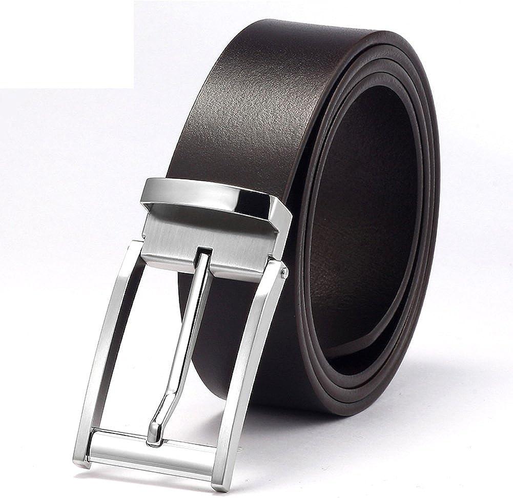 Mens Minimalist Belts Leisure Business Belt