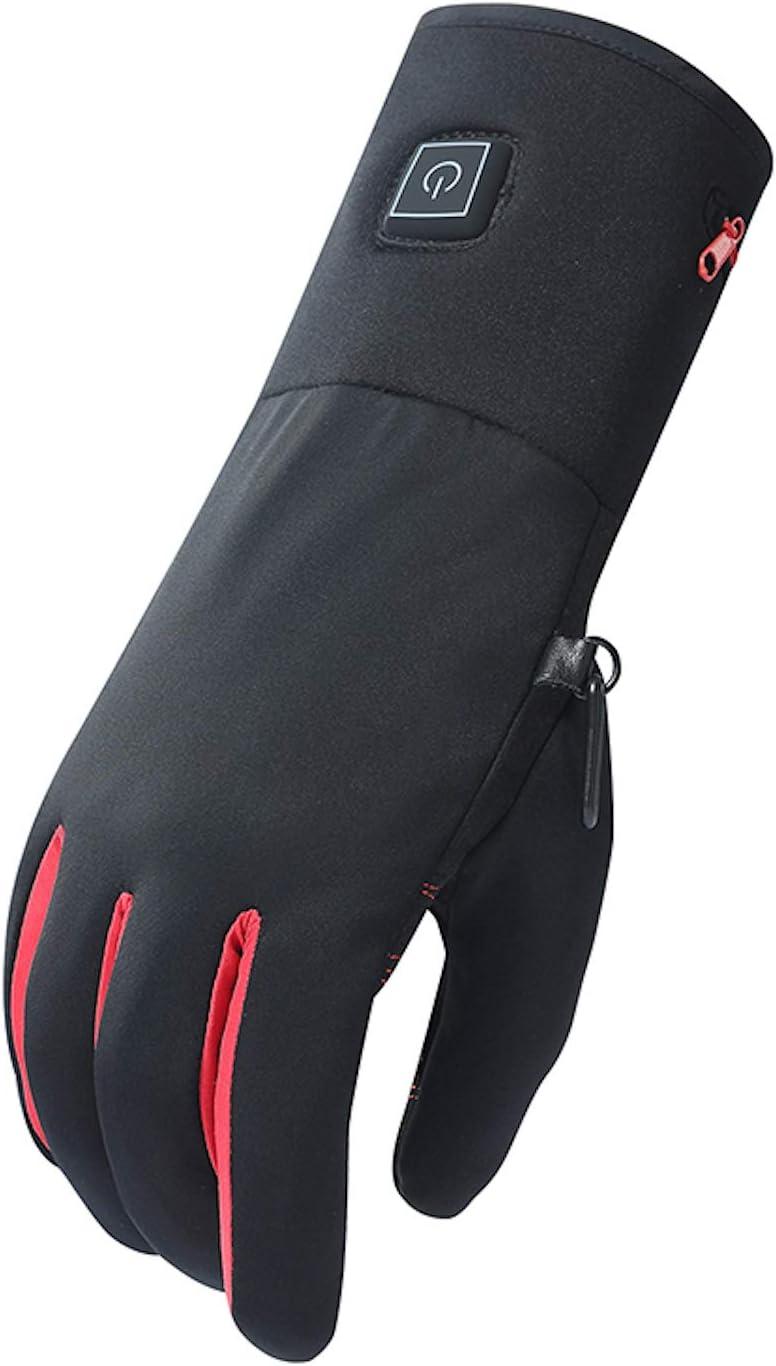 M Dont Freeze/® Gants Chauffants /électrique Hiver sur Batteries Chaud Confortable l/éger Rando v/élo