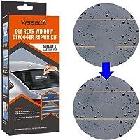 Visbella DIY Achterruit Defogger Reparatie Kit Reparatie De Mist Lijn van Auto Achterruit Glas Fix Gebroken Defogger…