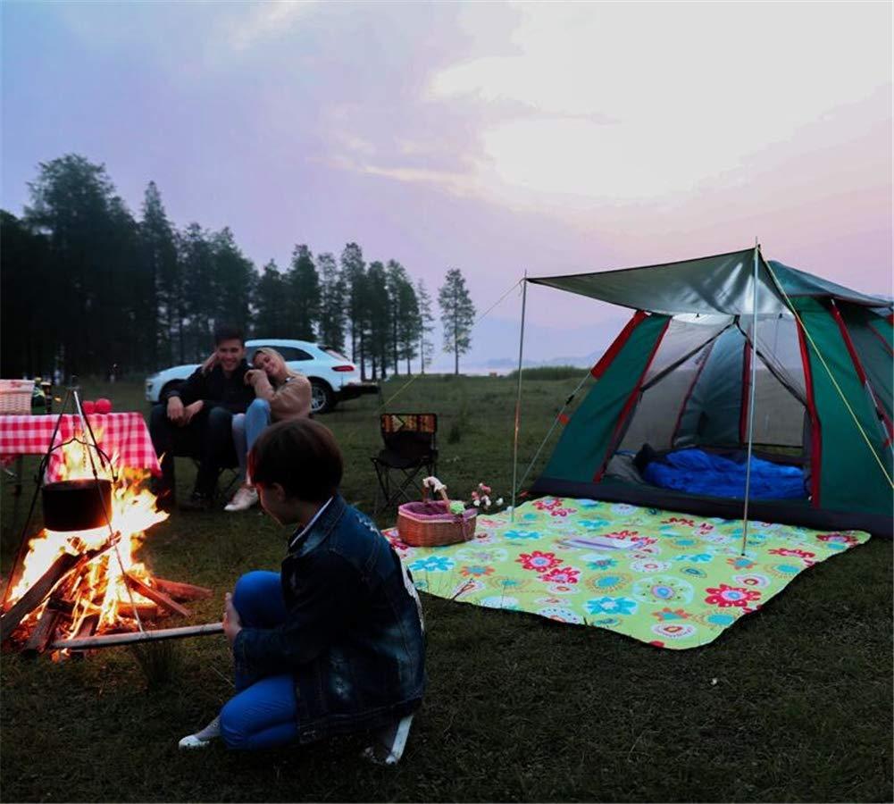 Anti-UV,SpaciousZelt, 3-5 Personen Automatic Quick Opening Camping Camping Camping Zelte wasserdicht Camping Self-Driving Travel Thicken Rainproof Zelt 4-Season Using Using,B,240  240  154CM B07P9N76D1 Zelte Umweltfreundlich ae38ab