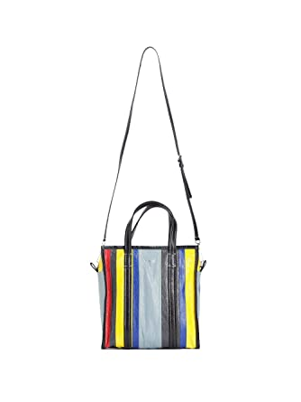 67e0726a5 Balenciaga Mujer 5139900Q76n7280 Multicolor Cuero Bolso Tipo Shopper:  Amazon.es: Ropa y accesorios