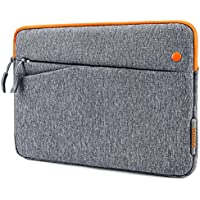"""tomtoc 10.5-11 inch Tablet Sleeve for 11"""" New iPad Pro 2018, 10.5"""" New iPad Air 2019/ iPad Pro, Microsoft Surface Go, Samsung Galaxy Tab, Fit for Apple Pencil & Smart Keyboard"""