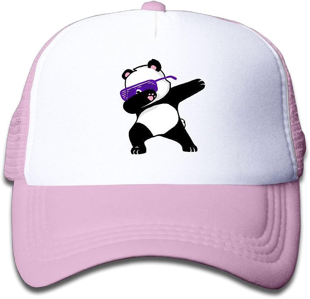 Aiw Wfdnn Funny Dabbing Panda Toddler Funny Adjustable Baseball Hat