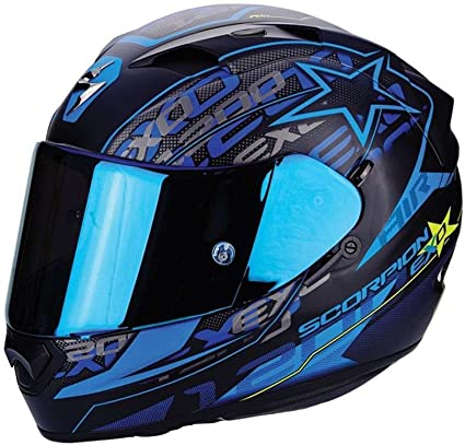 Amazon.es: Scorpion EXO-1200 Air Solis - Casco para moto, Matt ...