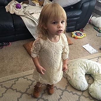 Topmaker Baby Girl Baptism Dress Baptism Dress for Baby Girl