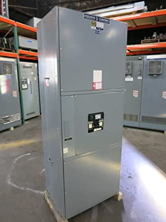 Square D 800A 480V 4W Main Breaker Panel Switchboard QED Power-Style on power wiring, septic tank wiring, lighting wiring, load center wiring, swimming pool wiring, subpanel wiring,