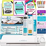 Silhouette CAMEO 3 Touch Screen Bundle with Guide Books, Online Class, Vinyl and More!
