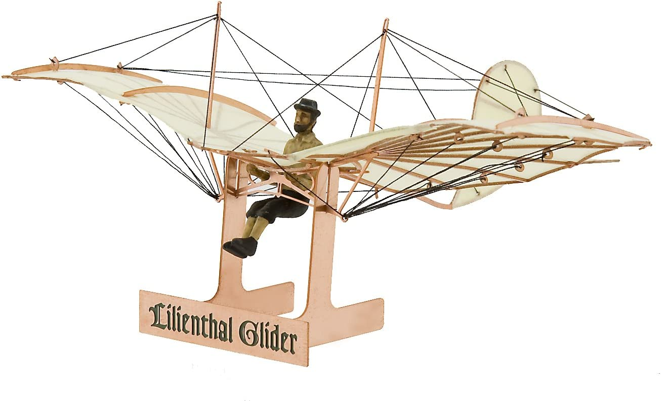 Diy lilienthal glider static furnishing articles decoration ornament rc  airplane kit Sale - Banggood.com sold out-arrival notice-arrival  notice Kaufen Deutschland