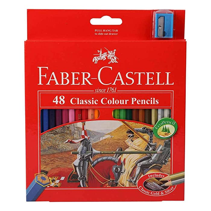 Updated 2021 – Top 10 Faber Castell Colored Pencils Polychromos Blender