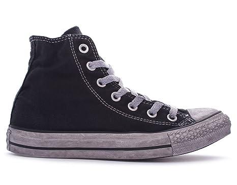 Unisex Converse Ct Hi Nero con Sneaker alte taglia