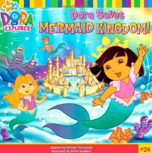 Dora The Explorer Mermaid Adventure - 7
