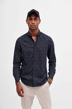 Blue Age Shirt for Men XL - Navy