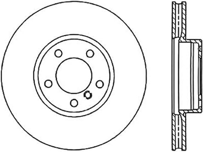 Fits Lexus ES300h 2013; ES350 2013-07; Toyota Avalon 2013-10 Opteve Brakes CDX1293 Ceramic Brake Pads 2008; Camry 2014-07