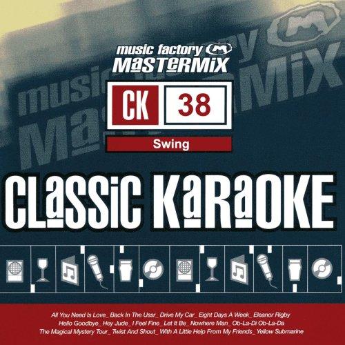 (Music Factory Classic Karaoke - Swing - CD+Graphic [UK Import])