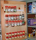 Original Spice Clips/3 Racks Per Pkg- 1 Package Holds 12 Containers