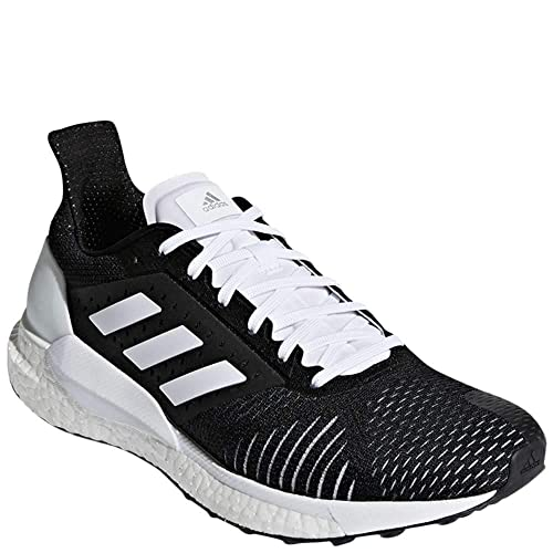 adidas Solar Glide ST Women's Running Shoes Black Sneakers