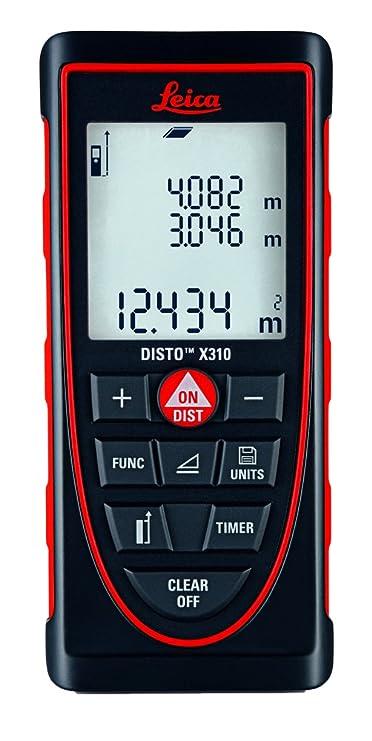 LEICA Entfernungsmessgerät Disto™ X310 IP65 0,05-120 m