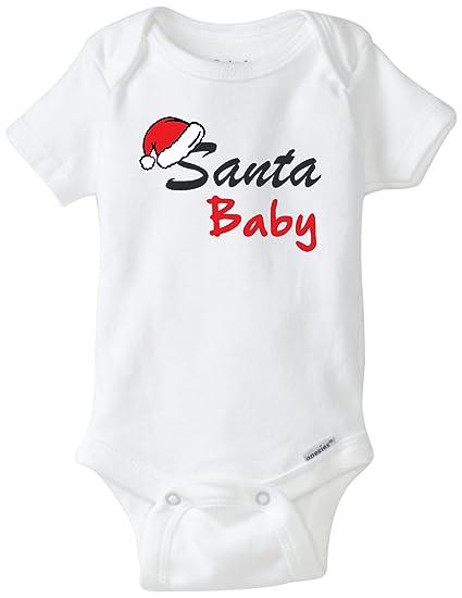 blakenreag santa baby christmas holiday funny baby onesie boy girl clothes bodysuit 12 months