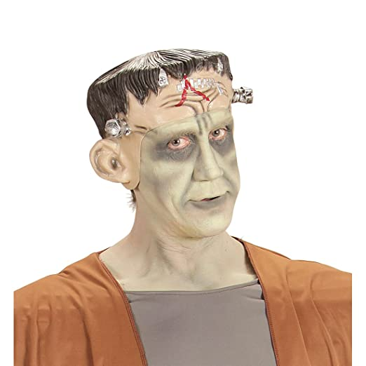 Careta de Halloween monstruo Traje Frankenstein XL 54 Vestimenta horror Ropa monstruo adulto Disfraz hombre noche de brujas Outfit familia Addams: ...