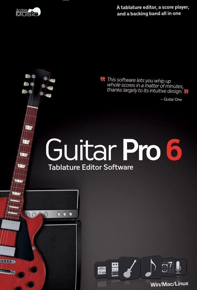 Guitar Pro 6 (PC/Mac): Amazon.es: Software