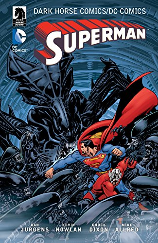 The Dark Horse Comics/DC: Superman by [Dixon, Chuck, Jurgens, Dan]