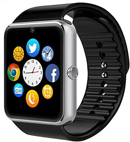 Amazon.com: zaoyimall Smartwatch zy02 Bluetooth reloj ...