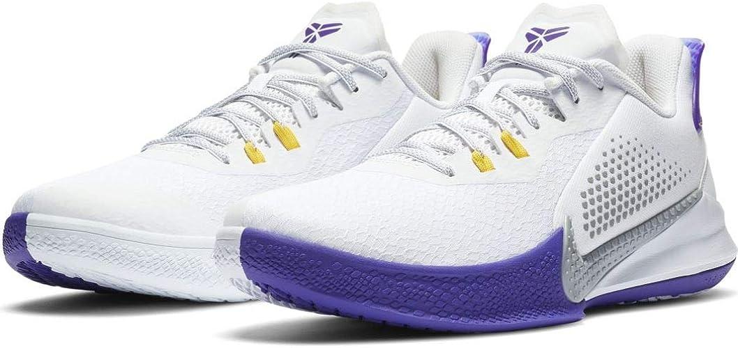 Nike Mamba Fury - Zapatillas: MainApps: Amazon.es: Zapatos y complementos