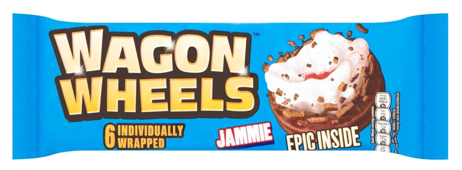 Waggon Wheels Vl//Po
