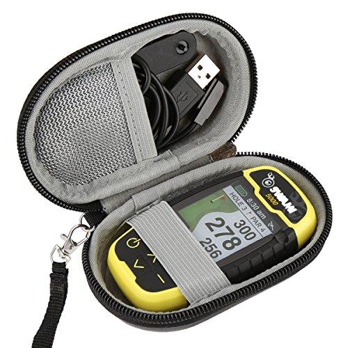 Aproca Hard Case for Izzo Golf Swami 5000/4000+ / Sport Golf GPS Rangefinder (Black)