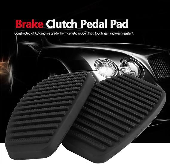 Fiat Panda,Abarth 500,Bravo,Doblo Clutch Brake Rubber Pedal Cover
