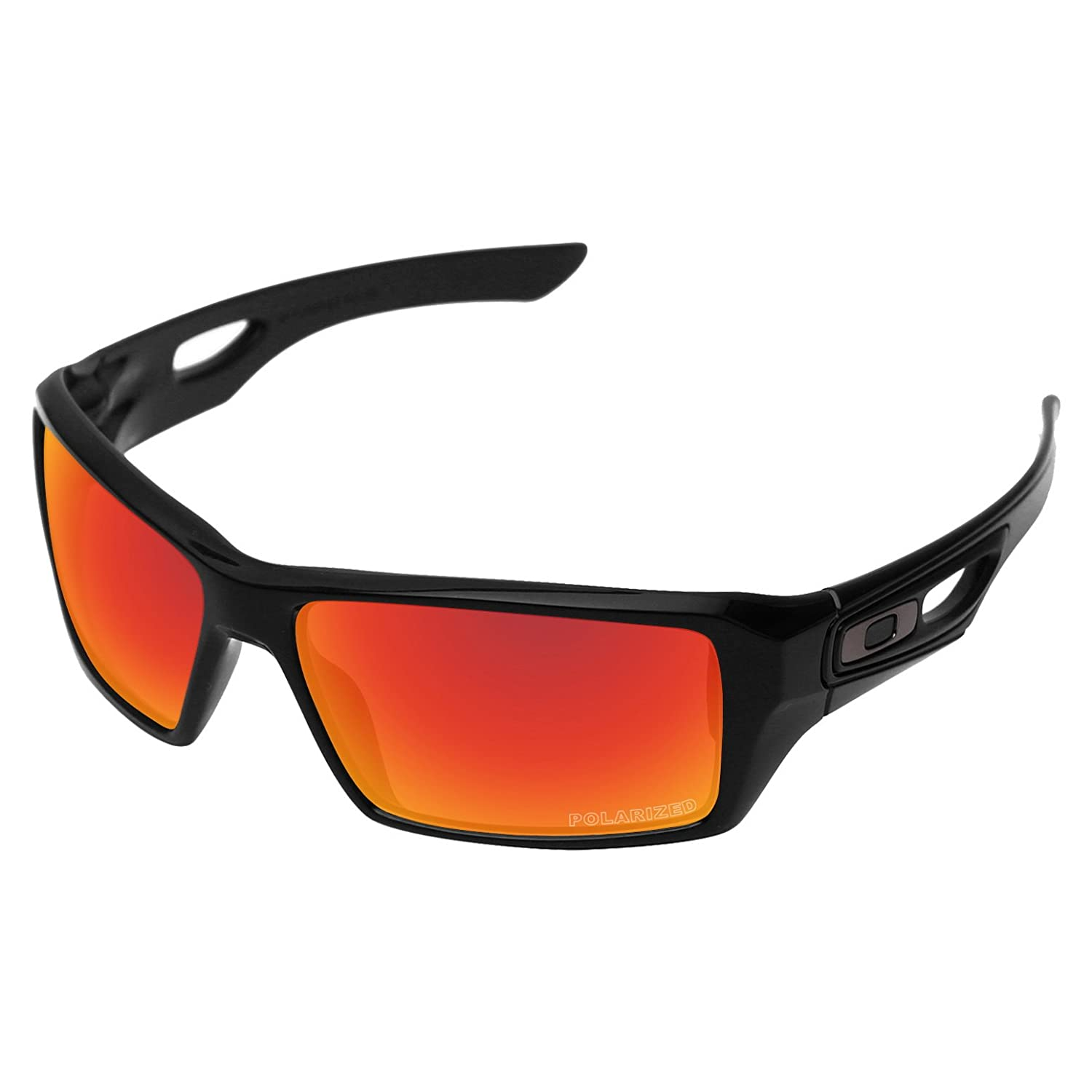 765028fbdb1 Tintart Performance Replacement Lenses for Oakley Eyepatch 1 2 Sunglass  Polarized Etched  Amazon.in  Clothing   Accessories