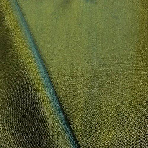 Polyester Lining Fabric Silk Habutae 60 (10 YARD, Dark Olive)
