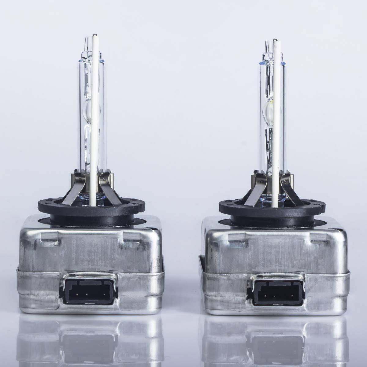 2pcs//PAIR OEM Direct Replacement Headlight Bulbs 35W HID Xenon Headlight Light D1S D2S D2R D3S D4S D4R 6000K D4S Generic D1S//D2S//D3S//D4S