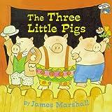 The Three Little Pigs (Turtleback School & Library Binding Edition) (Reading Railroad Books)