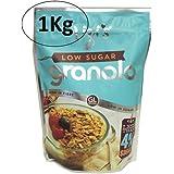 Lizis Low Sugar Granola 1Kg Value pack