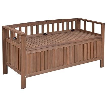 Strange Amazon Com Usa Best Seller 2 In 1 Outdoor Garden Bench Inzonedesignstudio Interior Chair Design Inzonedesignstudiocom