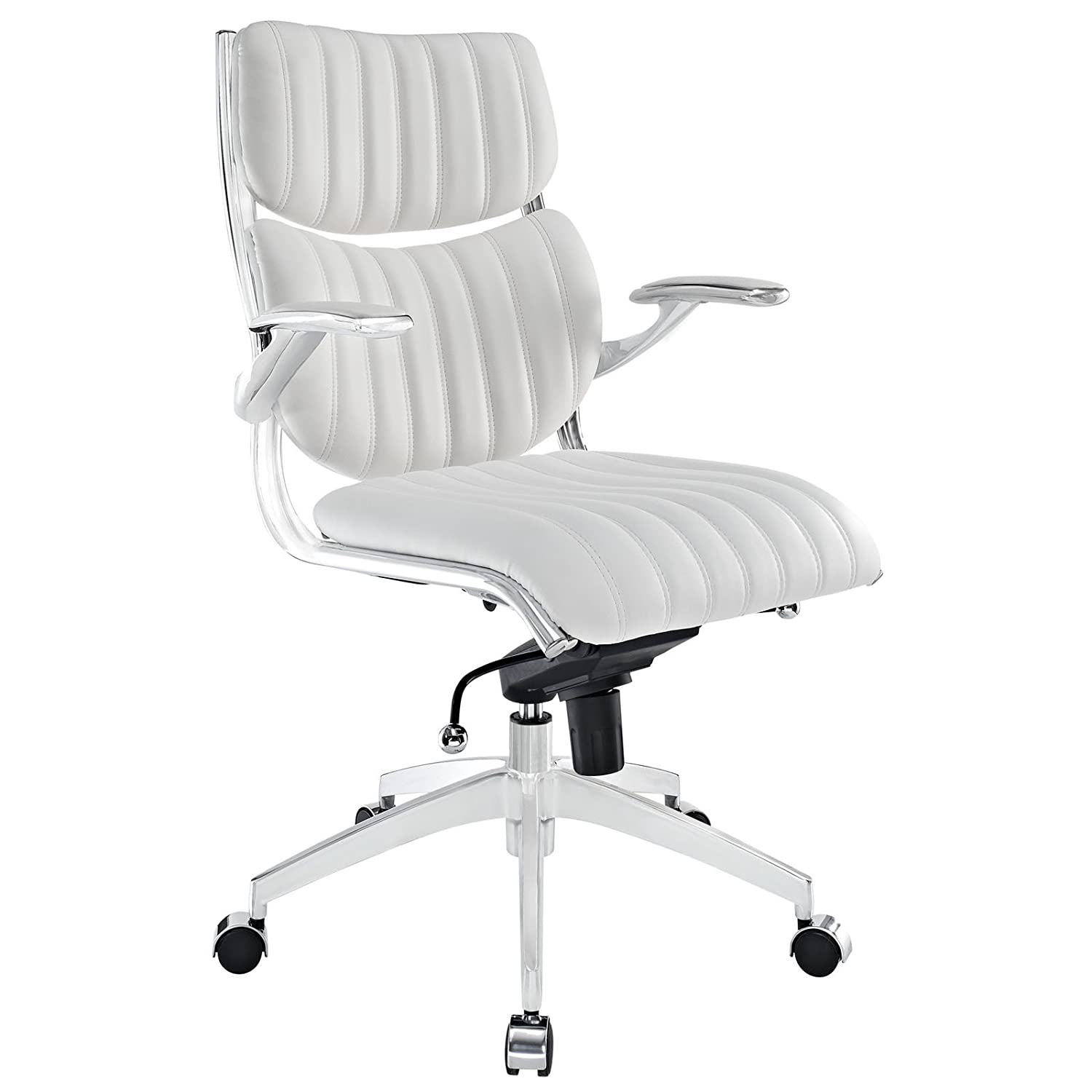 Escape Midback Office Chair White